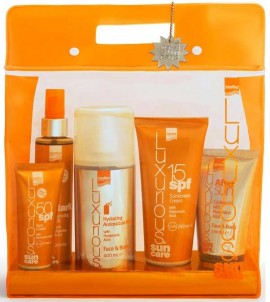 Intermed Luxurious Suncare Medium Protection Pack, Πακέτο 5 Προϊόντων