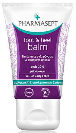 Pharmasept Tol Velvet Foot & Heel Balm, 50ml