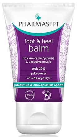 Pharmasept Tol Velvet Foot & Heel Balm, 50ml
