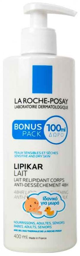 La Roche- Posay Lipikar Lait, 400ml