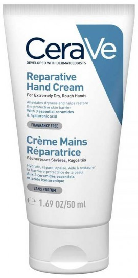CeraVe Reparative Hand Cream, 50ml