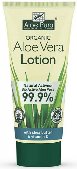 Optima Aloe Vera Body Lotion, 200ml