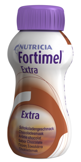 Nutricia Fortimel Extra Σοκολάτα, 4x 200ml