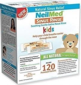 NeilMed Sinus Rinse Για Παιδιά, 120 Ανταλλακτικά Φακελάκια