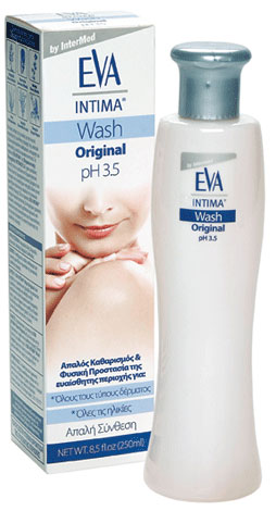 Intermed Eva Intima Wash Original, 250ml