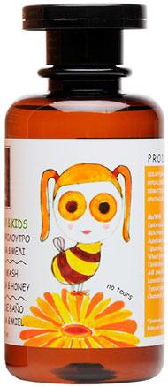 Apivita Eco-Bio Σαμπουάν & Αφρόλουτρο Με Καλέντουλα & Μέλι,200ml