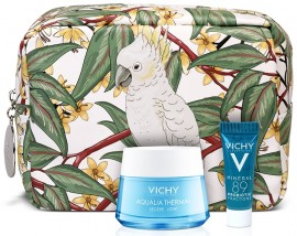 Vichy Promo Aqualia Thermal Light Cream 50ml & Mineral 89 Probiotic 5ml