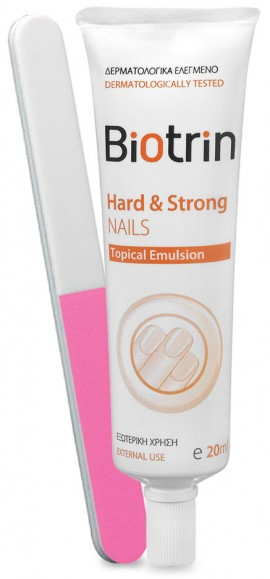 Biotrin Hard & Strong Nails, 20ml